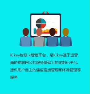 ICKEY物联卡管理平台